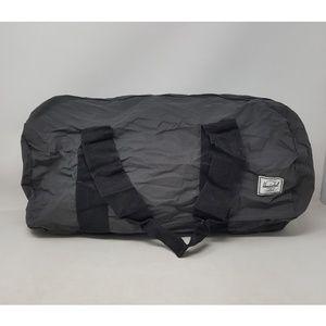 Herschel Supply Co. Packable Duffel Bag Reflective